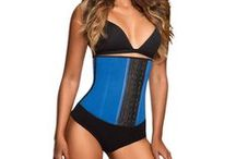 Waist Trainers / http://getfitnlean.com/collections/waist-trainers
