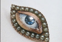 Adornments / Jewelry of all kinds,...I love to adorn myself and others!