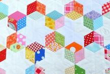 Quilts & Patchwork / by Fiona Tully