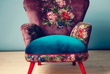 Furniture / by Debby Baker