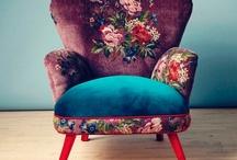 Furniture / by Debby Baker