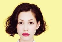 beauty: hair / candids & editorial. / by georgia