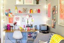 Get Organized / by Heather
