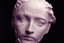AUTRES TECHNIQUES / Dessin, gravure, aquarelle, sculpture, modelage, collage, etc. / by Sylvie Costes