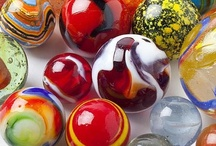 paperweights and glass balls