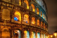 la mia amata Italia / sono italiana e molti dei posti delle foto li ho visti dal vero....l'Italia è un bellissimo paese anche se molti  stanno facendo di tutto per distruggerla.....