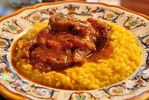 gastronomia italiana: piatti tipici / in Italia si mangia bene.....numerose sono le ricette tradizionali delle nostre regioni ed è impossibile elencarle tutte....questi sono solo assaggi!