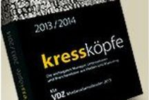 media SERVICE PROVIDERS / by kress Konferenz
