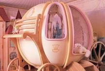 Espaces babies & kids / Des idées deco, des espaces mignons, utiles ou extravagants pour les bébés & les plus grands !
