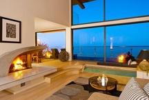 Interiors/Exteriors / Des intérieurs/extérieurs beaux ou originaux, en tout cas hors du commun !