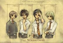 Harry Potter / Harry Potter, Ron Weasley, Hermione Granger, J K Rowling, Dumbledore