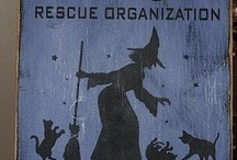 Refuges, RESCUE associations, associations de protection animale / by Sylvie Costes
