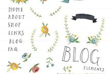 Websites and Blogs. / by Katelyn Hensley