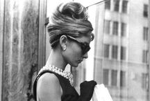 Hepburn. / by Katelyn Hensley