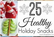 Healthy Holidays / Don't let the holiday season get you down! Find out what food choices works best for you and make healthy decisions.   / by Every Body Walk!