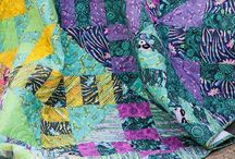 TULA PINK QUILTS and FABRICS