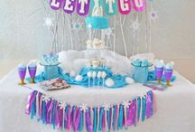 Frozen / by Party Pony Pinata ~ Nicola