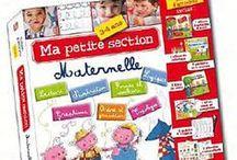 Livres et kits d'activités enfants
