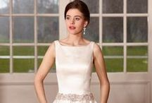 Diane Legrand Wedding Dresses / The stunning collection from award winning Diane Legrand is designed for the modern bride who seeks an exquisite gown, crafted from the finest quality laces, natural fabrics and unique designs giving her the confidence she needs on her big day.    With gorgeous shapes to flatter every figure at affordable prices, Diane Legrand's collection will ensure that no bride will need to compromise, whichever style is chosen, it will always be made to look feminine and original.