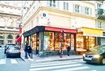 Paris / Paris favorites + spots I want to hit / by Clotilde Dusoulier