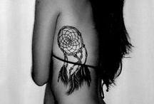 Tattoos and jewlery / by Megan Mathias