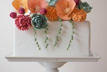 Wedding Cakes / by Marissa Garrison
