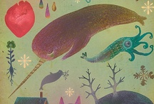Narwhals / by Laura Jane Roland