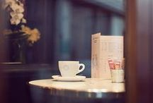 Cuppa / coffee + tea / by Laura Jane Roland