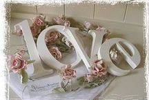 Shabby Chic / by Lilac Moon Wicked Gifts