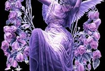 Purple & Pinks / by KathleenWagnerSciola