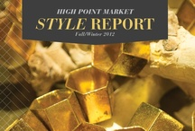 Winter 2012-2013 Trends / by High Point Market