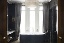 Bathrooms / by Well Dressed Space