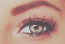 eyes / eye c u creepin on my board¿ / by mads beck