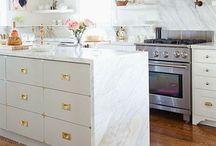 Future Kitchen / by Marissa Garrison