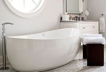 Dreamy bathrooms / Inspiration for the bathroom of my dreams! / by Marissa Garrison
