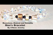 Videos By A'Nena Jewelry / I design jewelry and make dance  music and songs to showcase the beauty of the nature semiprecious gemstones.