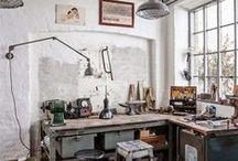 creative space / Where the magic happens
