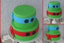 Noah's Ninja Turtle Party / by Kari Hines