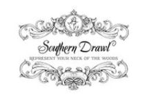 southern drawl logo / logo inspiration and final images for Southern Drawl