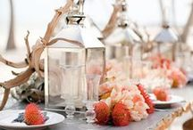 wedding inspiration / all things wedding, from the decor to the venue, hair, jewellery and dress