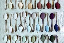 collect / Things organized neatly