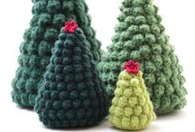 Christmas tree.         Juletræ / Christmas trees DIY  homemade