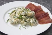 Kartoffel-Rezepte / Rezepte mit Kartoffeln (solanum tuberosum)