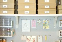 Organized / All things organized neatly