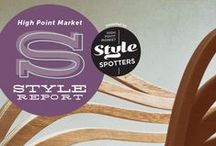 Spring/Summer 2015 Style Report / Style Spotter selected trends from the Spring 2015 High Point Market. To download the report, visit: http://www.highpointmarket.org/news-and-videos/spring-2015-style-report