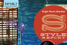Winter 2015/Spring 2016 Style Report 1 / Style Spotter selected trends from the Fall 2015 High Point Market. To download the report, visit: http://www.highpointmarket.org/news-and-videos/fall-2015-style-report