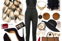 Polyvore / Fashion is a lifestyle.  {All my outfits}