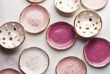 Ceramic / Plates, ceramic, mugs