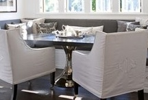 Casual Eating and Resting Space / by Emiko Ferrer Designs