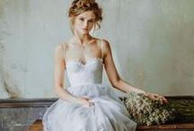 Wedding Fashion / Lots of lovely ideas for bridal fashion and what to wear on your wedding day